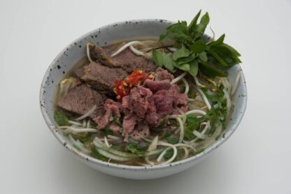 Authentic Pho - beef noodle soup by Eat Mi takeway and restaurant in Auckland