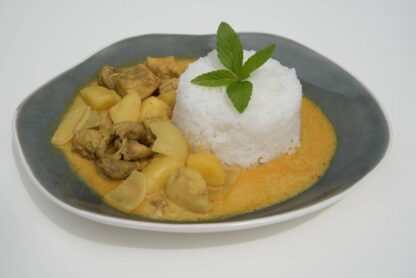 Chicken Curry from Eat Mi takeway and Restaurant in Auckland