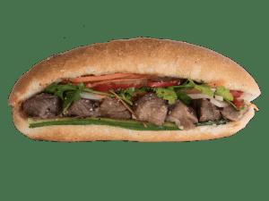 Banh mi from Eat mi Restaurant