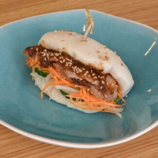 Grilled Sesame Pork Bun
