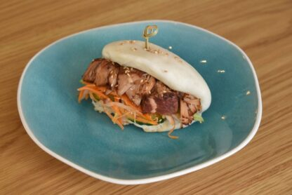Braised Coconut Pork Bun