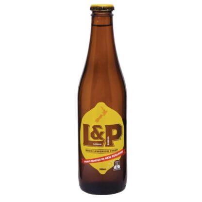 L&P Bottle Eat mi