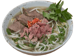Pho Beef Noodle Soup from Eat mi Restaurant in Auckland