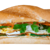Fried Eggs Banh Mi from Eat mi Vietnamese Street Food in Auckland