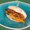 Grilled Sesame Pork Bun from Eat mi Vietnamese Street Food in Auckland