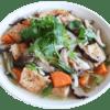 Mushroom Soup from Eat mi Vietnamese Street Food in Auckland