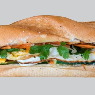 Fried Egg Banh Mi from Eat Mi Takeaway and restaurant in Auckland