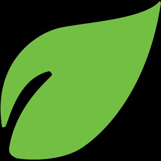 Logo Leaf Eat mi