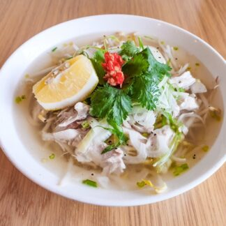 Pho Noodle Soup Chicken from Eat mi Vietnamese Street Food Restaurant in Auckland