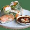 Rice Paper Rolls from Eat mi Vietnamese Street Food in Auckland