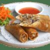 Spring Rolls from Eat mi Vietnamese Street Food in Auckland