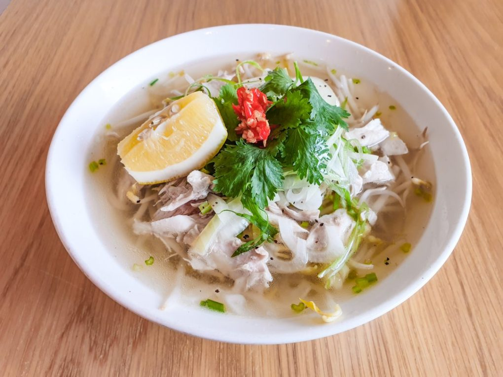 Pho Chicken Noodle Soup from Eat Mi Takeaway and restaurant in Auckland